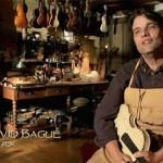 David Bague, Luthier