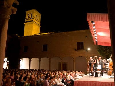 Pollensa Kultur: Internationales Musikfestival