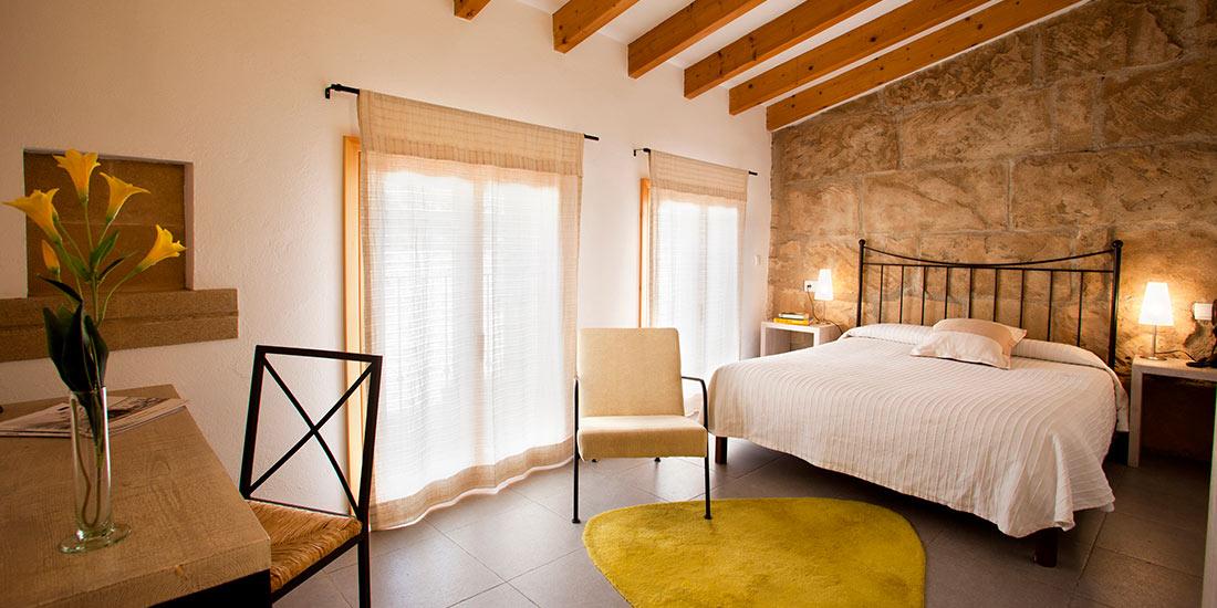 Hotelzimmer L'Hostal