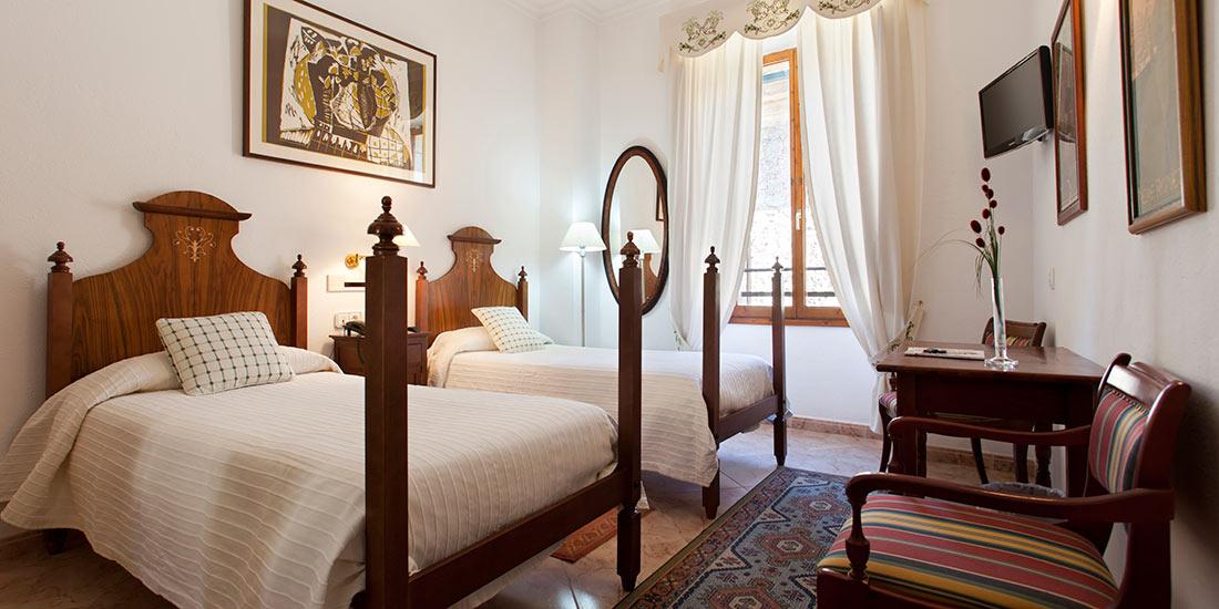 Zimmer Hotel Juma