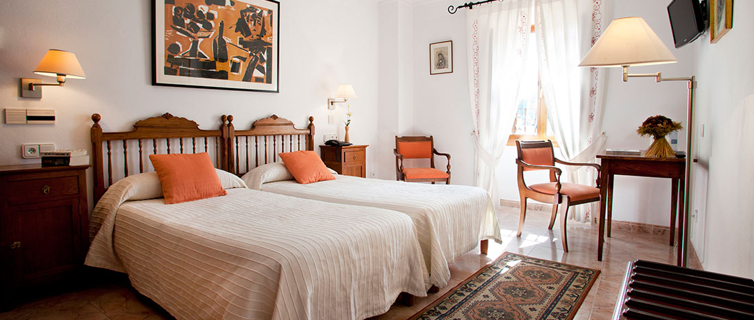 Rooms: Hotel Juma